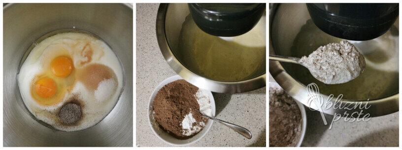 Čokoladne jogurtove miške