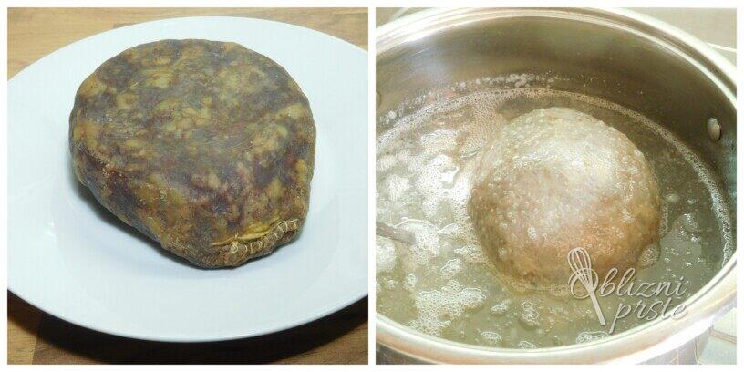 Velikonočno kuhanje savinjskega želodca