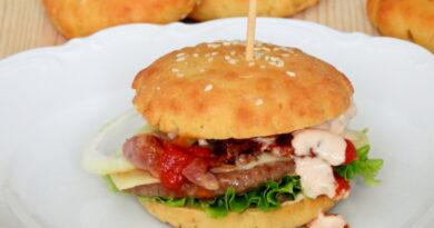 lchf burger kruhki