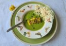 Grahova juha z jajčno omleto