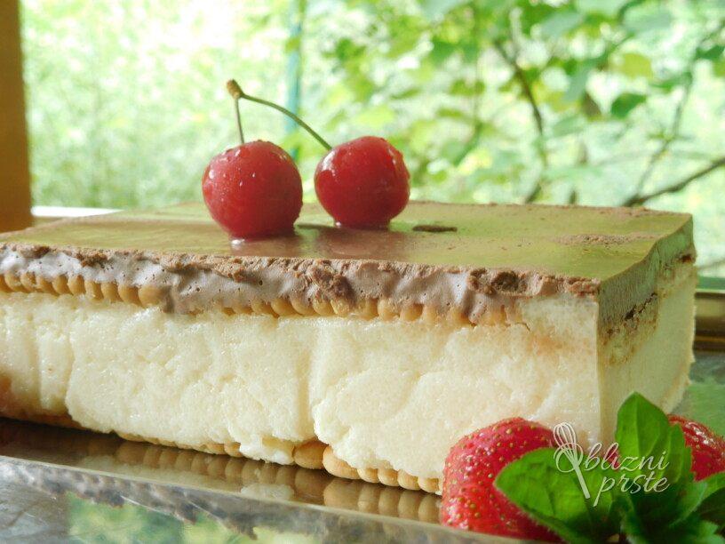 Odlična torta v 12 minutah
