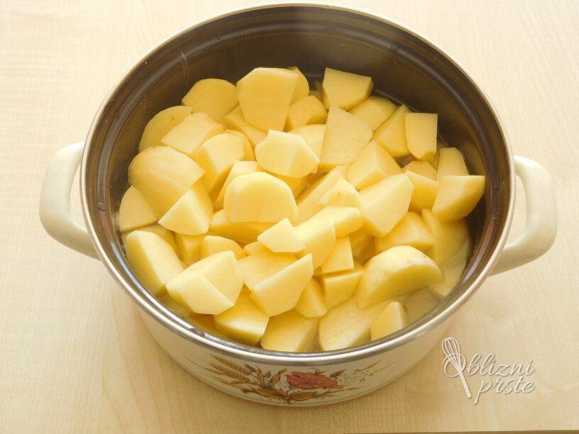 Murke (kumare) v zosu po receptu moje babice